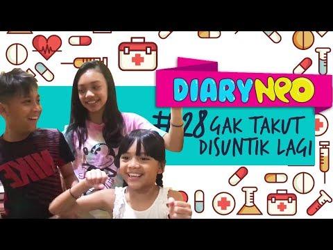 Neona gak takut disuntik lagi! | DiaryNeo