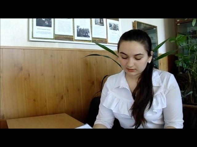 Изображение предпросмотра прочтения – ЕкатеринаБоярская читает произведение «Матрёнин двор» А.И.Солженицына