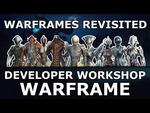 Warframe - Dev Workshop: Warframes Revisited thumbnail