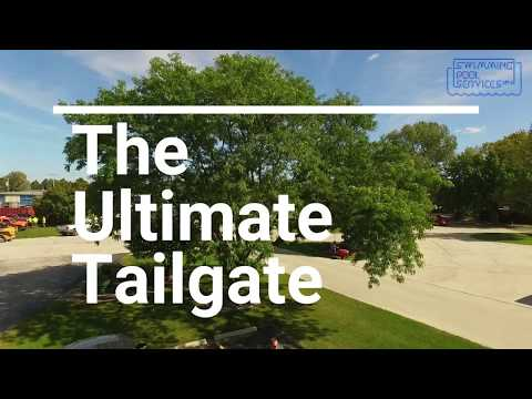 The Ultimate Tailgate - Fantasy Spa