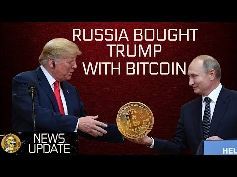 BTC Bull Run? Russia Buys Trump - Bitcoin & Cryptocurrency News