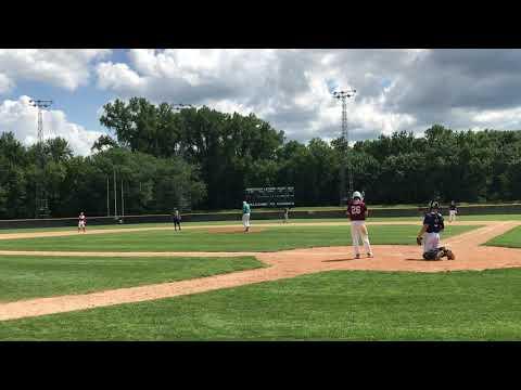 Keegan Yohnk, 2023 C/RHP, Bloomer High School (WI) Baseball Skills Video