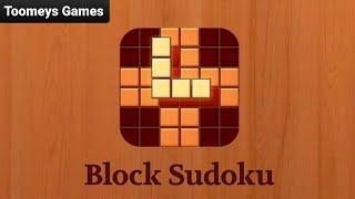 Block Sudoku - Classic Wood Block Puzzle - Gameplay! screenshot 5