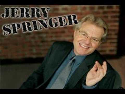 The reasons why i dont like the jerry springer show