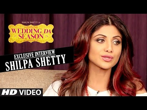 Shilpa Shetty Exclusive Interview 2015 | WEDDING DA SEASON HAI Song | T-Series