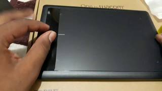 Wacom Ctl 471 Graphics Tablet Unboxing & Review (हिंदी)