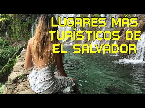 Lugares Turísticos De El Salvador│The best tourist attractions in El Salvador