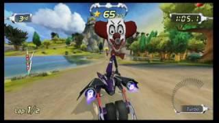 Excitebots: Trick Racing (Wii) Trailer