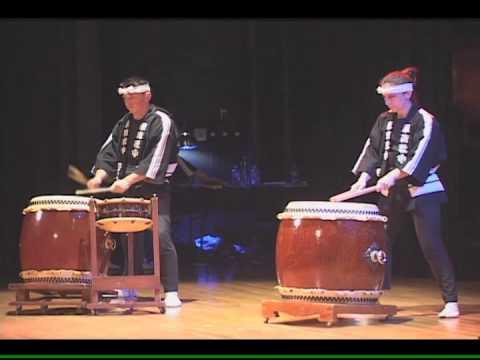 Nagata Shachu: Japanese Taiko Drumming
