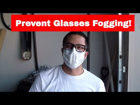 How to prevent glasses from slipping