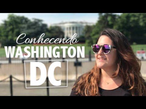 Chegando em WASHINGTON DC #1