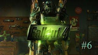 Прохождение Fallout 4 6 - По дороге в город