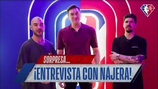 ¡Los secretos de Nájera en la NBA!   NBA México