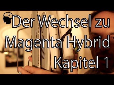 [VLOG] WTF: Mein Wechselabenteur DSL nach Magenta Hybrid Kapitel 1