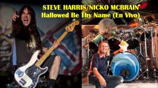 Steve Harris/Nicko McBrain Channel Only - Hallowed Be Thy Name (En Vivo)