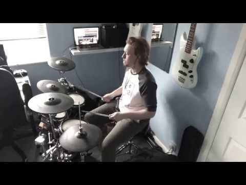 Foster the People - Static Space Lover Drum Cover