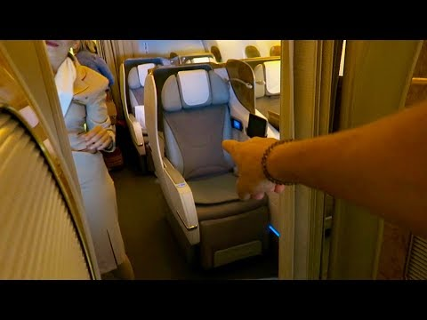 FREE EMIRATES BUSINESS CLASS UPGRADE!