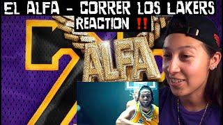El Alfa x Nicky Jam x Ozuna x Arcangel x Secreto El Famoso Biberon - A CORRER LOS LAKERS (REACTION)
