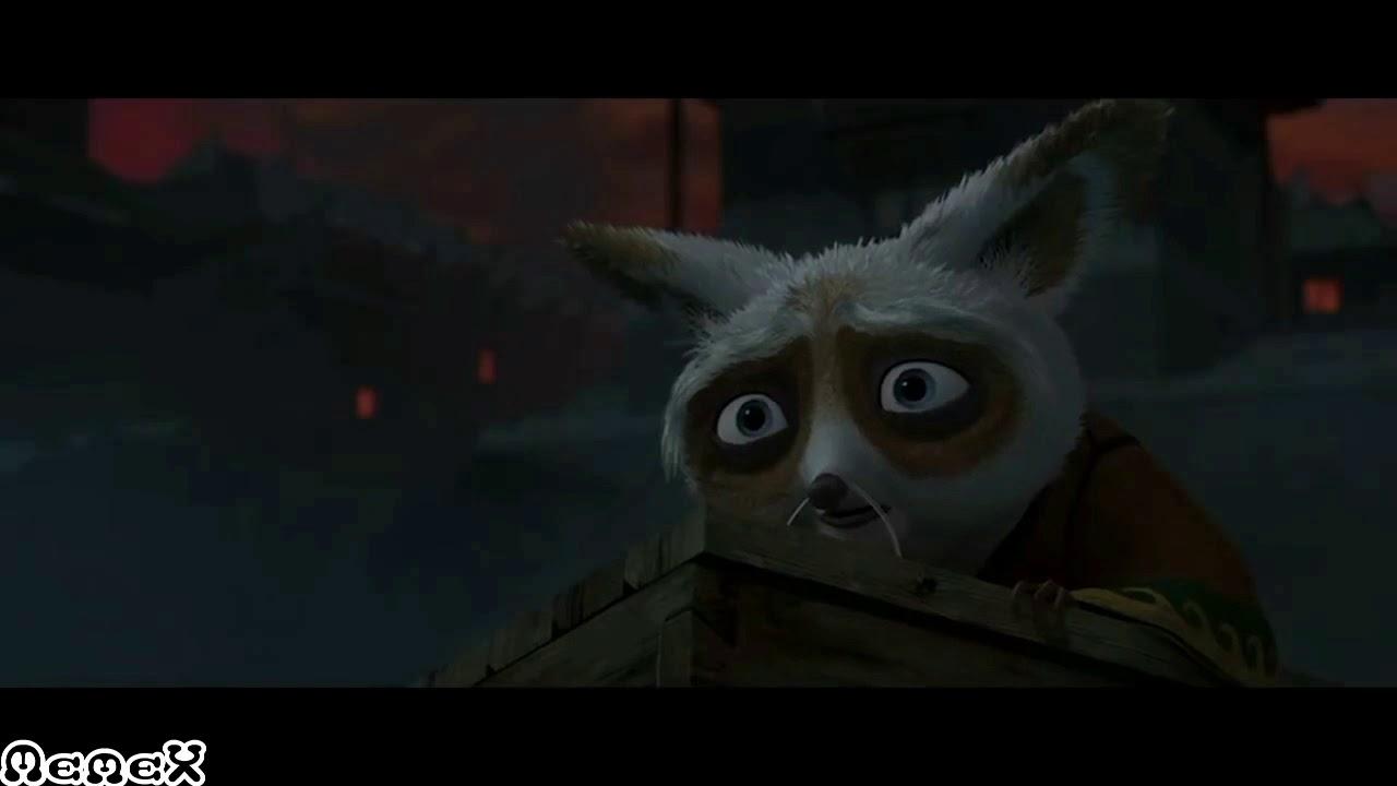 Kung Fu Panda Reverse Uno Card Meme Youtube