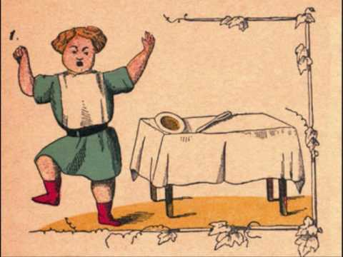 Geschichte Vom Suppenkasper