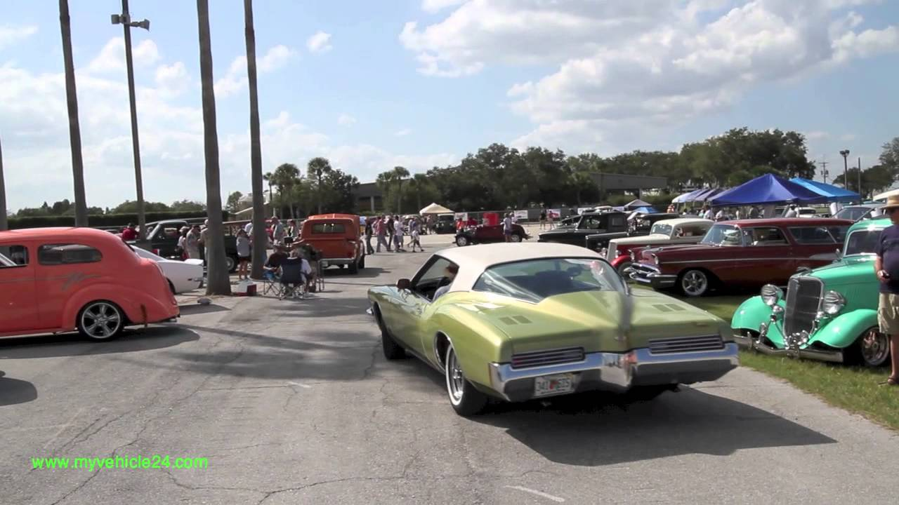 NSRA Car Show Tampa Presented By MyVEHICLE YouTube - Car show tampa fairgrounds