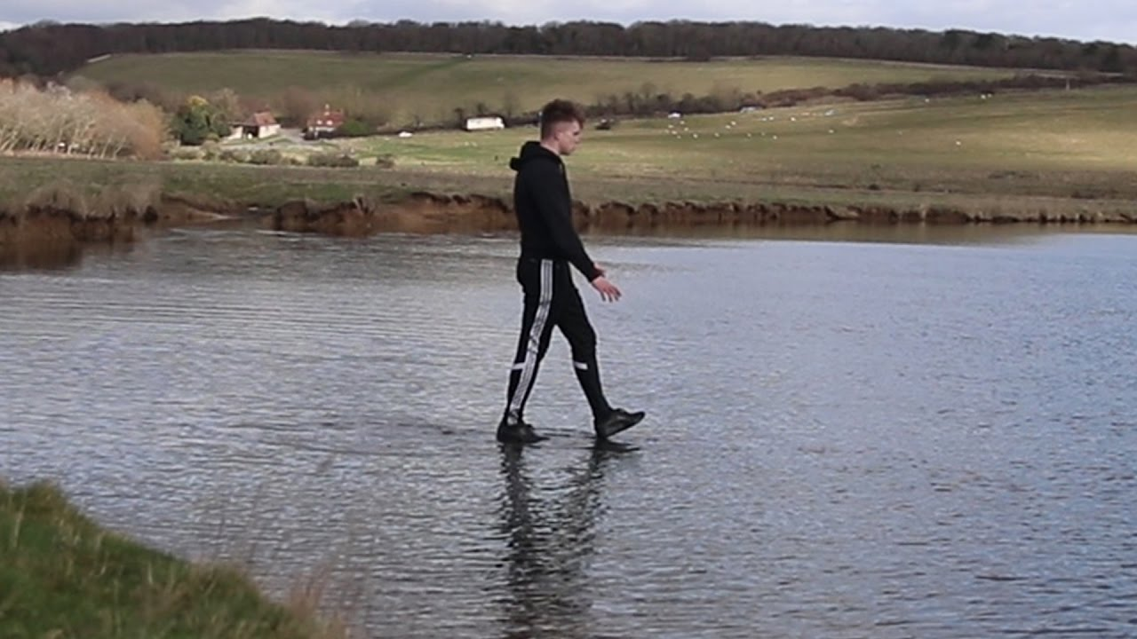 Walking on water 64