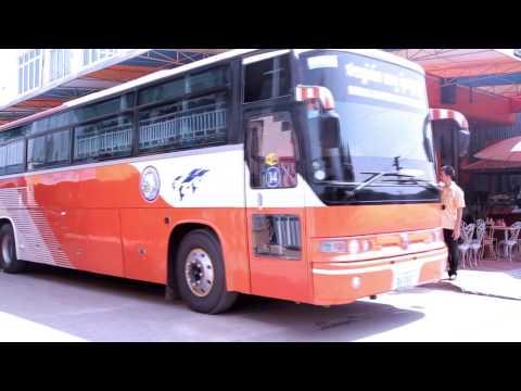 Mekong Express Limousine Bus Tour Phnom Penh-Ho Chi Minhh-Siem Reap
