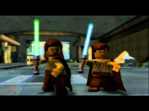 LEGO Star Wars Episode 1 The Phantom Menace THE MOVIE