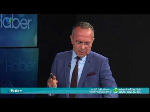 Batı Akdeniz İhracatçılar Birliği Başkanı Mustafa Satıcı Kanal V Ana Haber'e Konuk Oldu