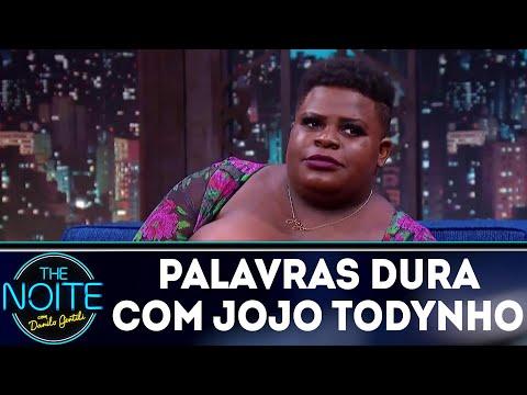 Palavras Dura com Jojo Todynho | The Noite (22/03/18)