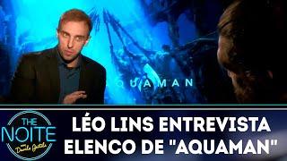 Baixar Léo Lins entrevista elenco de