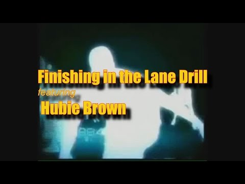 Finish in the Lane Drill by Hubie Brown