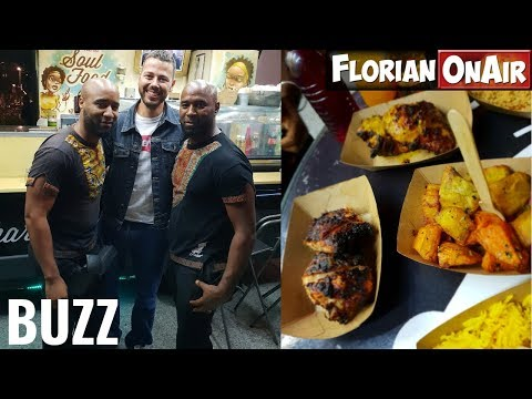 Le FOOD TRUCK qui fait le BUZZ à PARIS! - VLOG #681
