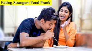 Eating Strangers Food Prank || Canteen Edition | Pranks in India 2019 | JSM Brothers