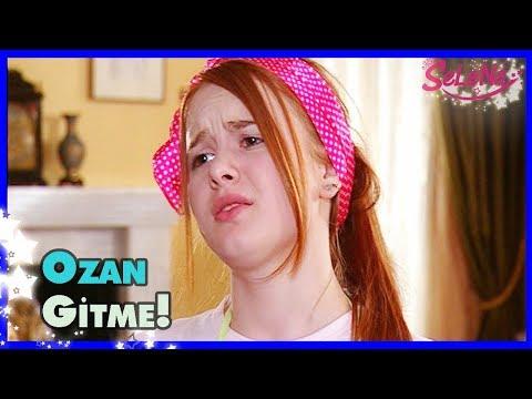 Ozan, Selin'i Temizlik Yaparken Gördü!