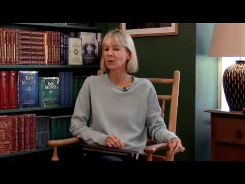 Kate Mosse talks about her new novel,  The Mistletoe Bride and Other Haunting Tales