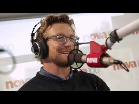 Nova 100 Extended Interview: Simon Baker