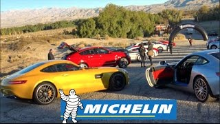 I MISSED MY FLIGHT!!! Michelin Pilot Experience!! Day 1 PICK A CAR #PS4S
