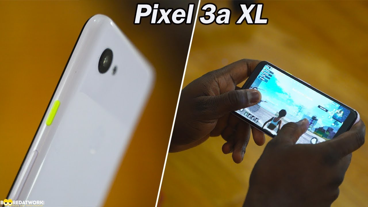 Pixel 3a XL Gaming: PubG Mobile & Fortnite!