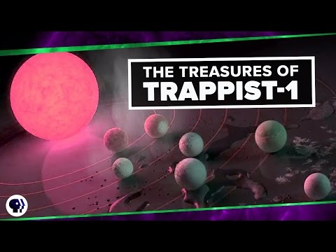 The Treasures of Trappist-1 | Space Time