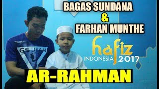 Suara Merdu Farhan Hafiz Indonesia 2017 - Surah Ar-Rahman