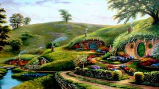 ASMR - A Stroll in the Shire -- Soft Spoken Visualization