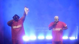 Tech N9ne & Krizz Kaliko - E.B.A.H./Spaz/Straight Out The Gate (Live in Montreal)