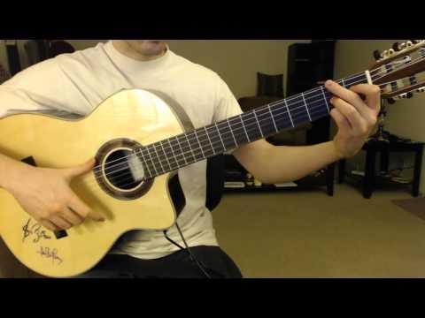 Cool rumba flamenca chords & strumming pattern