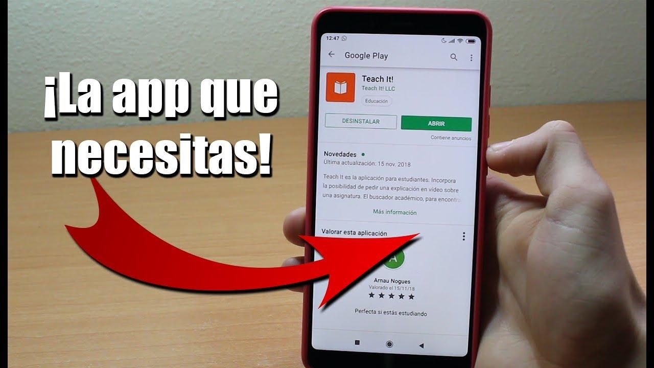 Esta es la app que NECESITAS | La mejor aplic…