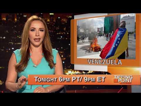 Tonight's Tipping Points: Transgender Military Ban, Venezuela, & Opioids!