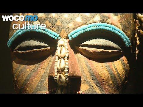 Kunst aus Afrika - Der Markt der Masken Doku aus 2015