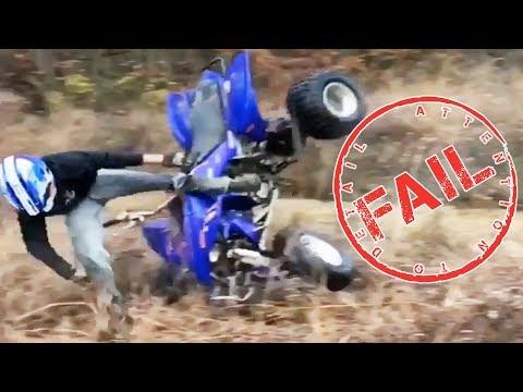 Ultimate Dirtbike & ATV/Quad Fails 2017