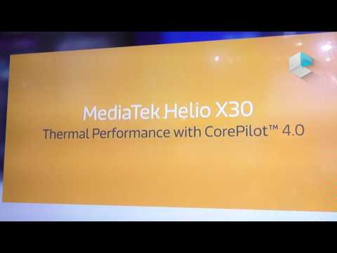 Mediatek Helio X30 - 10core 10nm, Corepilot 4.0, ImagiQ 2.0, Dual Camera Zoom