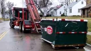 (563) 332-2555 Mini Dumpster Rental Silvis, Illinois